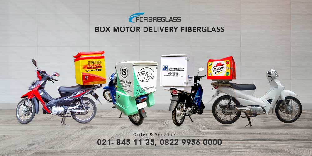 produksi box motor delivery fiberglass