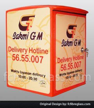 box motor pesan antar restaurant, box delivery café & resto, box cakes, box bakmi, box pizza, box delivery jasa paket