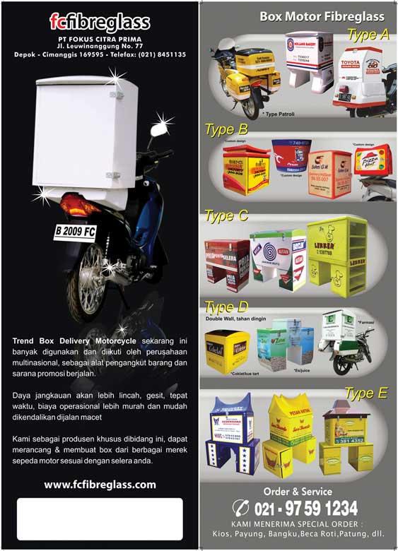box motor, box delivery, box motor delivery fiberglass