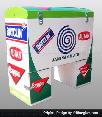 box motor canvassing, box delivery farmasi, fiber box, delivery boks, box laundry, box catering