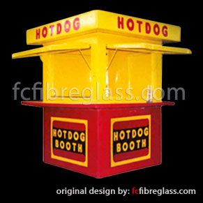 Booth Hotdog Booth