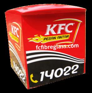box delivery KFC