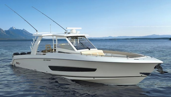 speed boat fiberglass