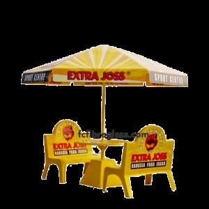parasol fiberglass