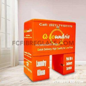 box motor laundry