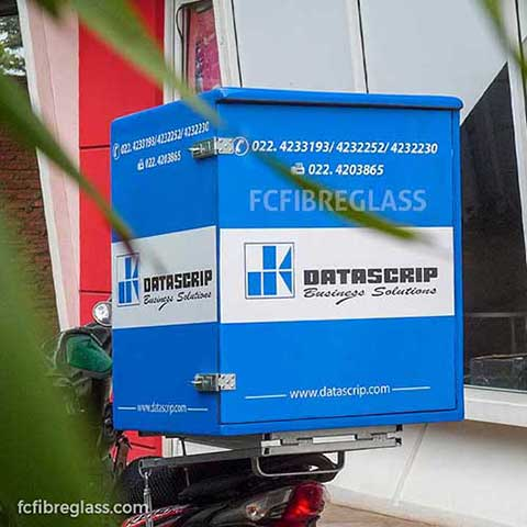 box delivery fiberglass datascrip