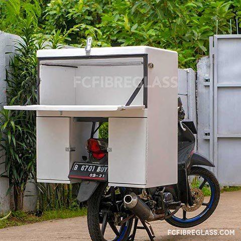 box motor fiberglass besar