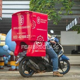 box motor delivery bakery breacket permanent