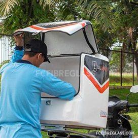 box delivery motor lazada custom