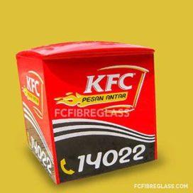 box delivery motor pesan antar KFC