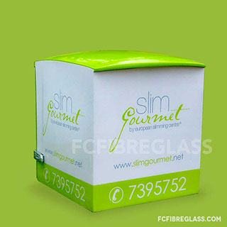 delivery box slim gourmet