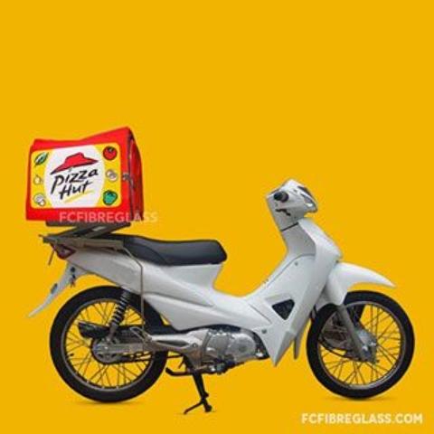 box delivery pizza hut