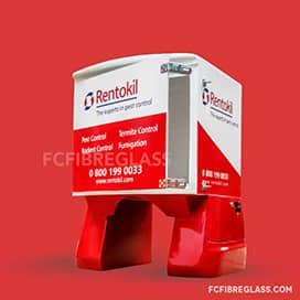 box motor delivery rentokil